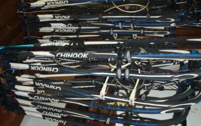 CHINOOK Aluminum Booms