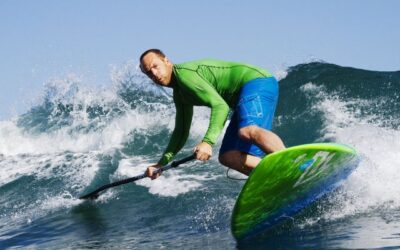 Surfing Stand-Up Paddleboard Rentals