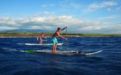 Stand-Up Paddling Lessons