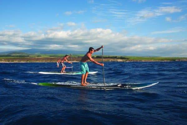 Stand Up Paddle Lessons Maui