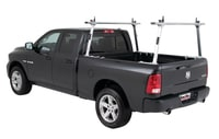 TracRac G-2 medium duty rack (available in black or silver)